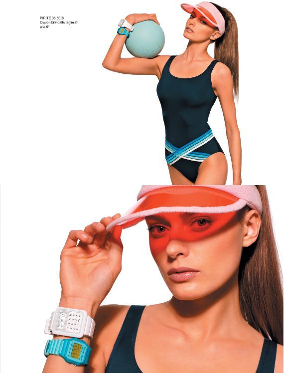 Costumi calzedonia per il nuoto ecco la nuova collezione - Costumi piscina calzedonia ...