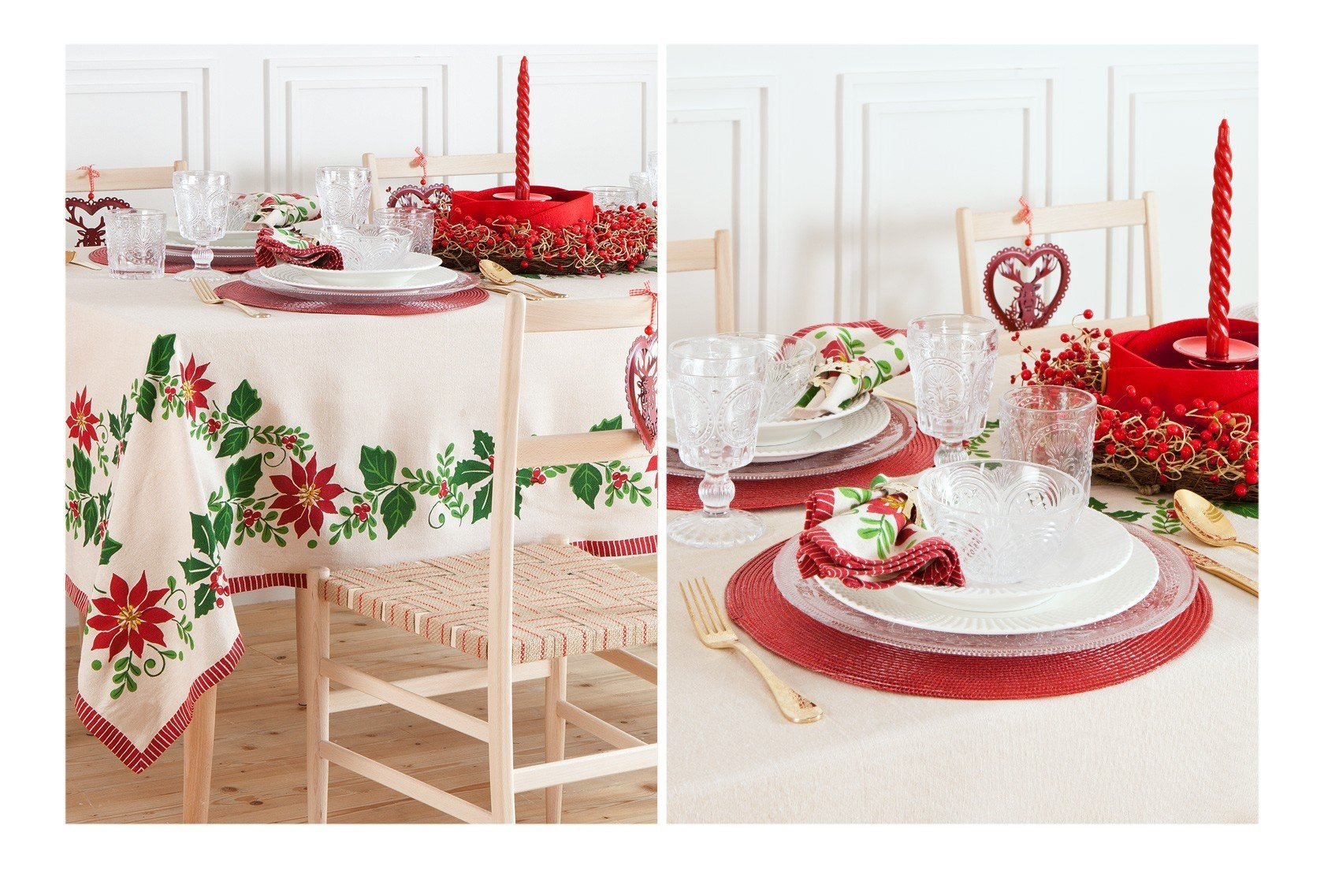 Zara home decorazioni per il natale 2013 rose in the wind - Decorazioni per il natale ...