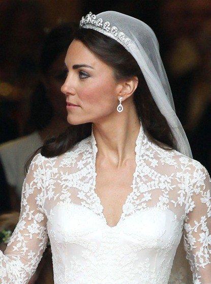 f9575eb4fc Abiti da sposa 2011: che cosa indossano le celebrities? - Rose In ...