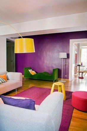 Di che colore dipingere le pareti di casa? - Rose In The Wind