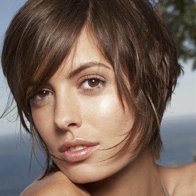 Taglio capelli media lunghezza sfilati