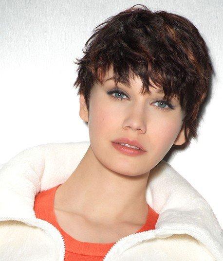 Preferenza 25 foto per scegliere il taglio capelli corti castani che fa per  OZ95
