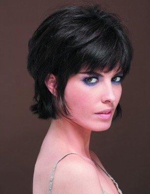 25 foto per scegliere il taglio capelli corti castani che ...