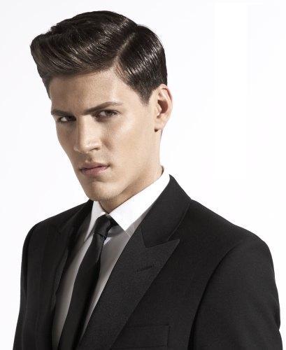 Taglio di capelli uomo per matrimonio