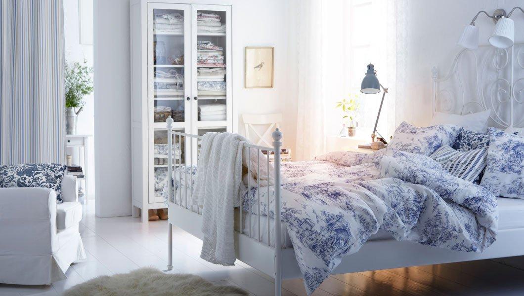 Voglia di cambiamento con i tessili puoi fare una grande - Ikea tessili letto ...