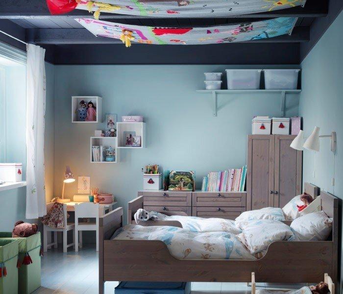 Voglia di cambiamento con i tessili puoi fare una grande differenza rose in the wind - Ikea tessili letto ...