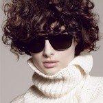 capelli corti ricci6 150x150   Dai forma ai tuoi ricci! 40 foto per scegliere il taglio capelli che fa per te!