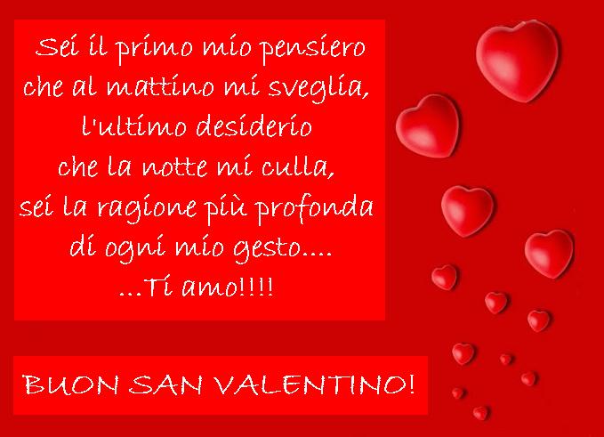 Poesie Frasi E Aforismi Per La Festa Di San Valentino