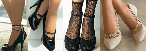 calzedonia calzini   Calzedonia: parigine, pantacollant, calze e calzini per tutta la Primavera Estate 2009!