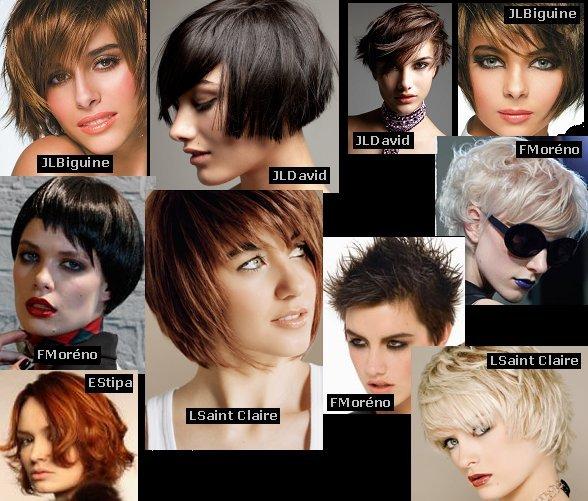 capelli corti estate 2009   Estate 2009: 30 foto per scegliere il taglio capelli più fashion!