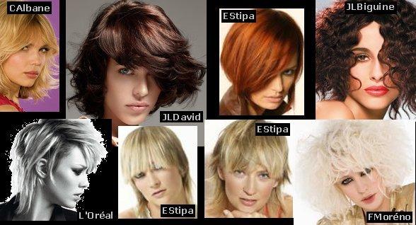 capelli media lunghezza estate 2009   Estate 2009: 30 foto per scegliere il taglio capelli più fashion!