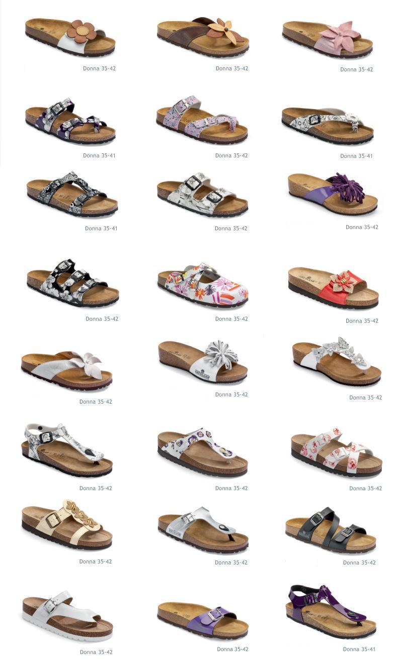 Grunland  collezione calzature Primavera Estate 2010 - Rose In The Wind 7850e6f6730