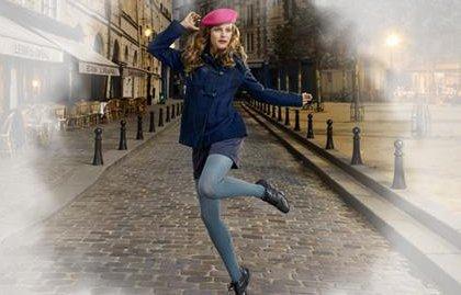La nuova collezione di calzature donna proposta da Geox per l Autunno Inverno  2010 2011 spazia dalle decolleté alle ballerine c61f804f3b6