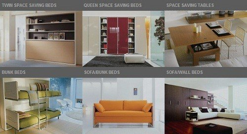 Poco spazio in casa i mobili di resource furniture for Mobili a poco
