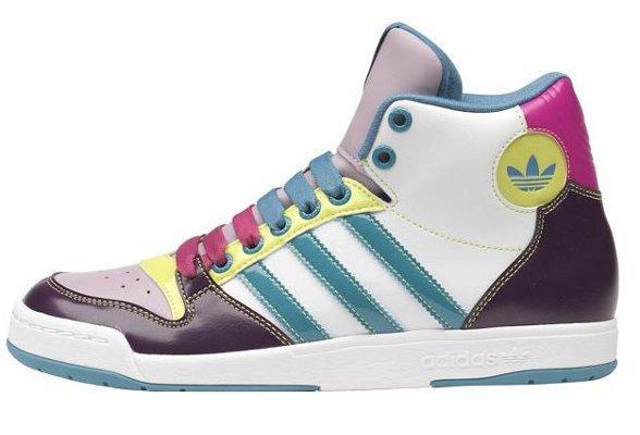 Adidas Midiru Court Mid W: un must have per l'Autunno 2010