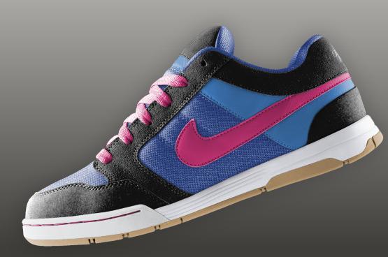 scarpe nike alte colorate