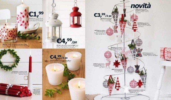 Natale 2010 ikea luci addobbi idee decorazioni casa - Addobbi di natale per la casa ...