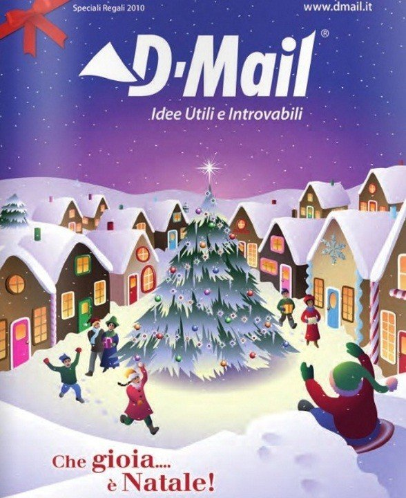 idee natale 2010 acquista online su dmail regali On catalogo dmail it
