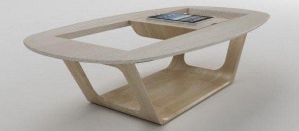 Cucina Con Design Ecosostenibile : Stratodesign tavolo in legno tecnologico ed