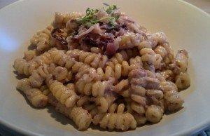 radicchio-pasta