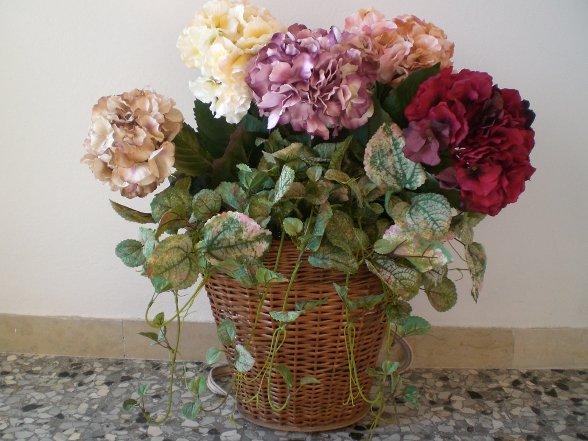 Decora la tua casa con un originale composizione di fiori for Decora la tua casa