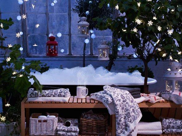 Natale ikea idee e suggerimenti per la tua casa rose in for Ikea decorazioni