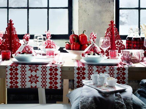 Casetta Di Natale Ikea : Natale ikea idee e suggerimenti per la tua casa rose in the wind