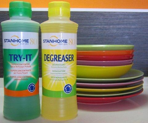 Try it e degreaser pulisci casa e stoviglie con stanhome for Piani di casa rispettosi dell ambiente