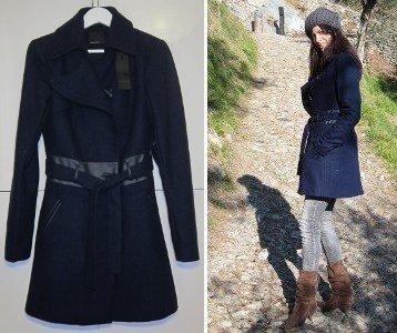 design senza tempo 5620c f0367 Shopping con Zalando: cappotto Delicato by Vero Moda - Rose ...