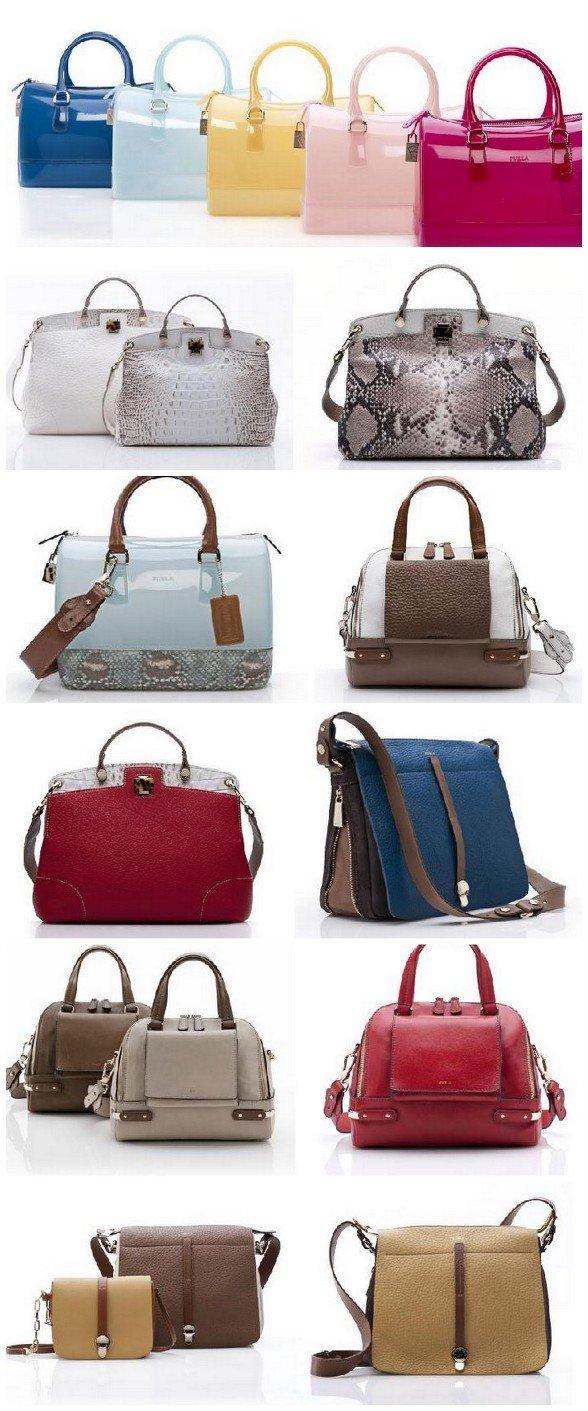 625439e8ad Collezione Borse Furla Primavera Estate 2012. Articoli ...