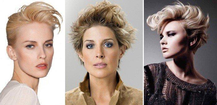 capelli corti biondi con ciuffo   Tagli capelli corti biondi: 30 foto per scegliere il tuo nuovo look!