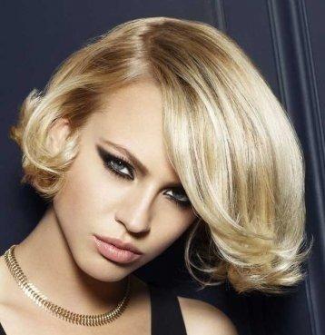 frank provost   Tagli capelli corti biondi: 30 foto per scegliere il tuo nuovo look!
