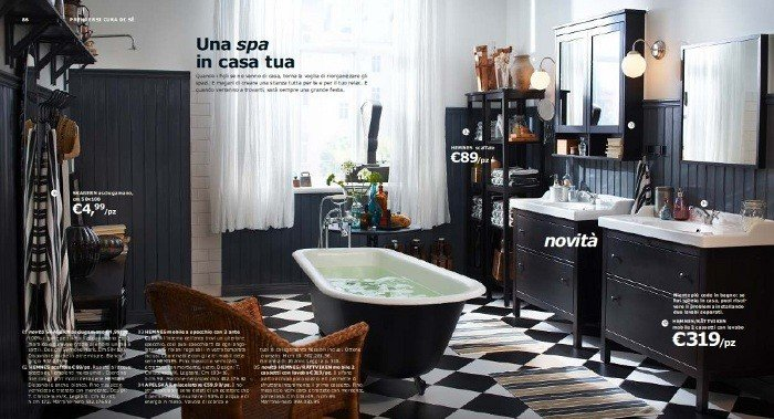Ikea disponibile online il nuovo catalogo 2013 rose for Catalogo ikea on line