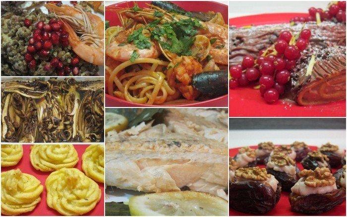Pranzo natale menu - Menu per ospiti a pranzo ...