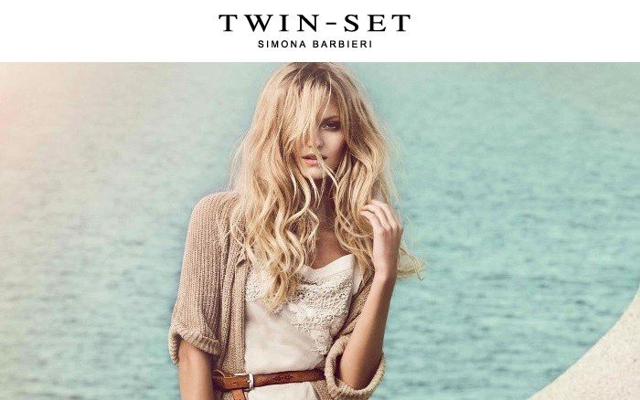 premium selection 1a456 5431a Twin Set: collezione Primavera Estate 2013 - Rose In The Wind