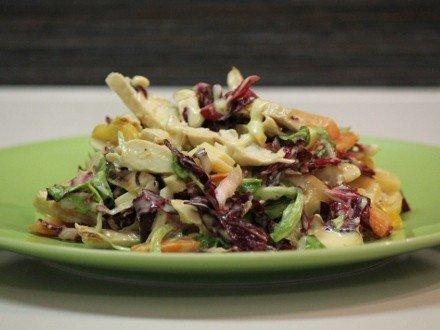 insalata di pollo ricetta facile