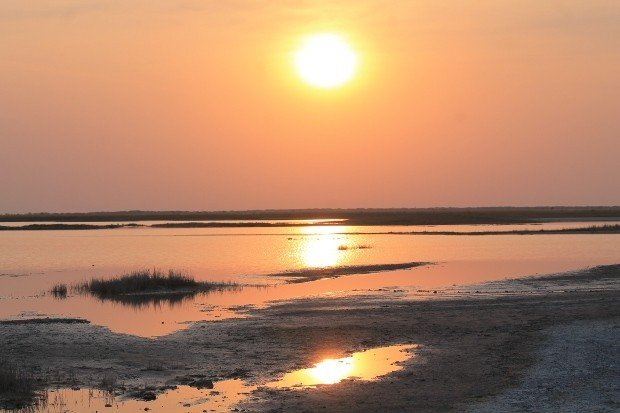 Makgadikgadi Pan (Botswana)
