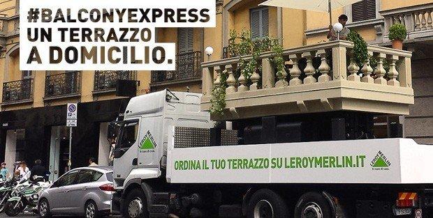 Balcony express realizza il terrazzo dei tuoi sogni con for Divanetto balcone