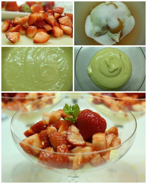 coppa_dessert_veloce_fragole_rum