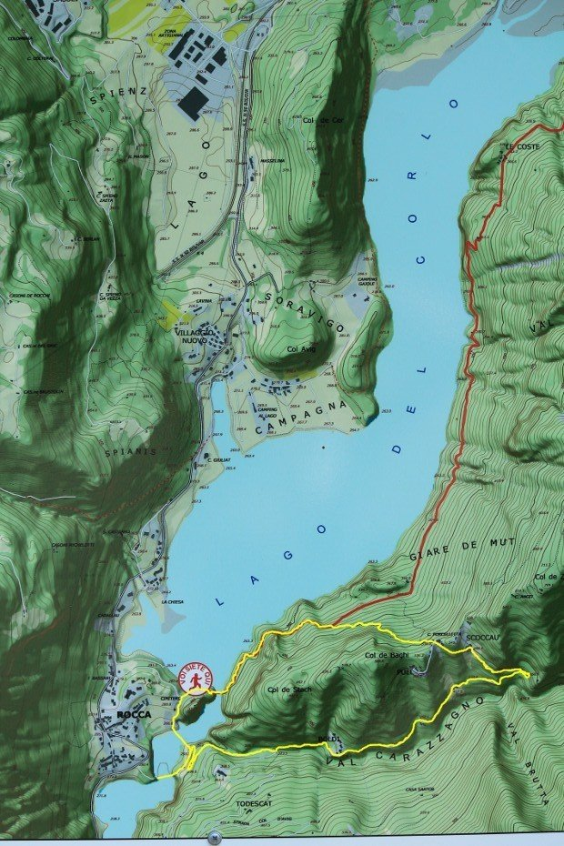 lago-di-corlo-itinerario