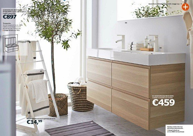 Catalogo ikea 2015 rose in the wind - Mobili bagno ikea catalogo ...