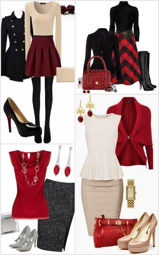 Outfit di Natale: 20 Look per Capire Cosa Abbinare - Rose ...