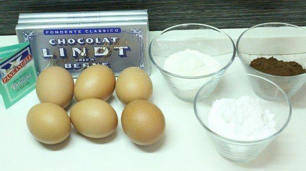 ingredienti-ricetta-tortino-al-cioccolato