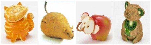 decorazioni-con-la-frutta-esempi