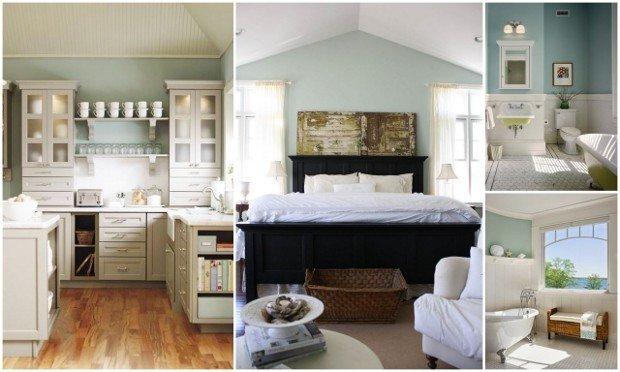 Dipingere le pareti di casa 7 idee colori rose in the wind for Colori tinteggiatura pareti casa