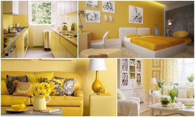 Dipingere le pareti di casa 7 idee colori rose in the wind for Dipingere il soggiorno