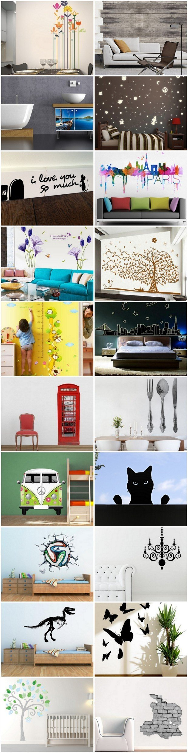 adesivi-murali-idee-pareti