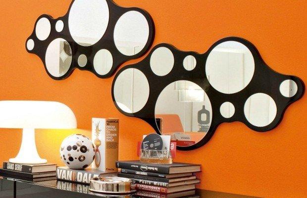 specchi design da parete : SPECCHIO BOLLE Specchi Design da Parete: 12 Modelli in Vendita Online