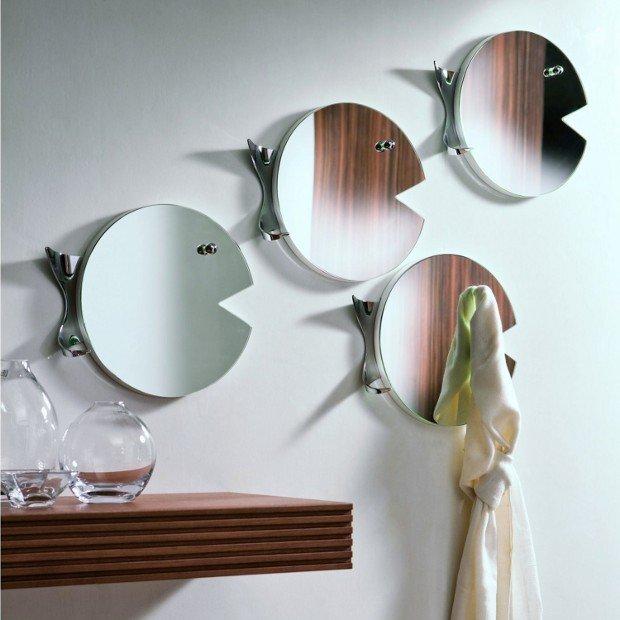 Specchi design da parete rose in the wind - Specchi da parete di design ...
