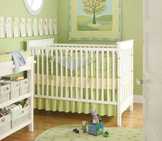 Cameretta neonato idee camera da letto stile marina - Idee camera neonato ...